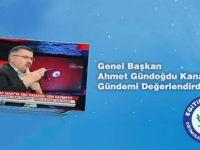 Gündoğdu: Seçimin Kaybedeni Küresel Operasyoncular