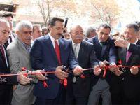 Bakan Çelik, Kamu Sen binasının açılışını yaptı