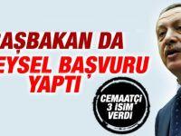 Başbakan Erdoğan'dan AYM'ye bireysel başvuru