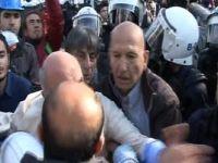 CHP'li vekilden polise yumruk