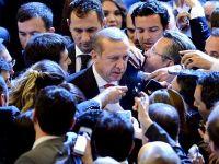 Erdoğan, Danıştay törenini terk etti