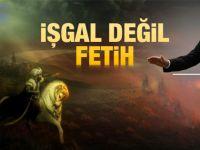 Erdoğan'ın Fetih ve Gençlik töreni konuşması