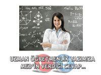 MEB'den Uzman Öğretmenlik Açıklaması