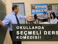 Okullarda Seçmeli Ders Komedisi!
