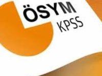 KPSS cevap ve soru kitapçıkları erişime açıldı