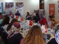 EBS Kadınlar Komisyonu Hedeflerini Belirledi