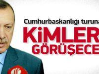 Erdoğan, Cumhurbaşkanlığı turuna çıkıyor