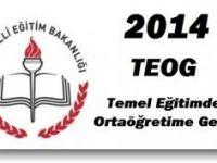 2014 TEOG Sonuçları yeniden açıklandı