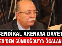 Kamu Sen'den, Gündoğdu'ya Öcalan cevabı