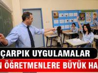 MEB'den öğretmenlere büyük haksızlık!