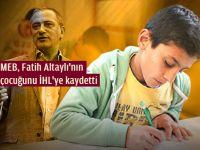 Fatih Altaylı'nın kızı İHL'ye yerleşti