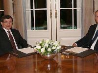 62. hükümeti kurma görevi Davutoğlu'nda
