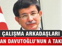 Başbakan Ahmet Davutoğlu'nun A Takımı