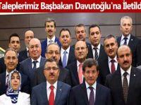 Memur-Sen Başbakan'dan 21 talepte bulundu