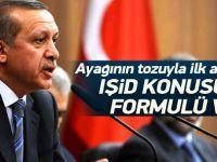 Erdoğan IŞİD için formülü açıkladı