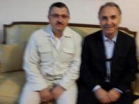 Ahmet Gündoğdu, Hac yolculuğuna uğurlandı