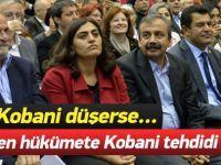 HDP'den Kobani açıklaması