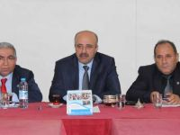 TES Yöneticileri Erzincan'da