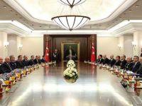 'Geçici Hükümet' ile İlk MGK Toplantısı Başladı