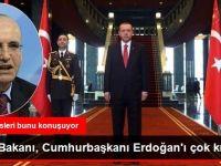 Mehmet Şimşek, Cumhurbaşkanı Erdoğan'ı Çok Kızdırdı