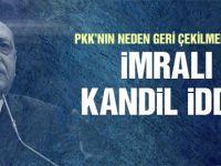 Erdoğan'dan İmralı ve Kandil iddiası!
