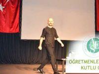 Aktif Eğitim-Sen, Atalay Demirci İle Şov Yaptı