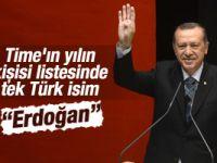 Time'ın Listesinde Tek Türk İsim: Erdoğan