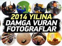 2014 yılına damga vuran fotoğraflar
