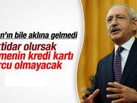 Kılıçdaroğlu'ndan öğretmenlere borcunuz olmayacak sözü