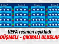 UEFA Uluslar Ligi'ni resmen duyurdu
