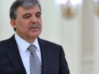 Abdullah Gül'den cemaat iddiasına sert tepki