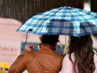 Meteoroloji'den kuvvetli yağış uyarısı / Haritalı