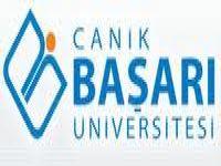 Canik Başarı Üniversitesi Öğretim Üyesi alım ilanı