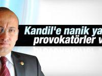 Yalçın Akdoğan Cizre olaylarını değerlendirdi