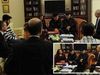 Gözaltına Alınan O Genç, Kılıçdaroğlu'nu Ziyaret Etti
