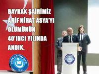 Türk Eğitim-Sen, Bayrak Şairi'ni Unutmadı