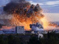 Türkiye Sınırında İntihar Saldırısı!