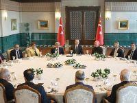 Cumhurbaşkanlığı Saray'ı 'Külliye' oluyor