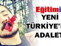 Eğitim-İş: Yeni Türkiye'nin Adaleti