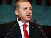 Erdoğan: Adaletin bu mu dünya?