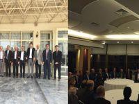 Ahmet Özer, Çanakkale ve Ege Teşkilatlarıyla Buluştu