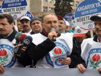 Ahmet Özer: Angaryaya Hayır, Nöbete Ücret