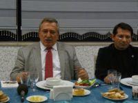 Hanefi Bostan Görevini Mustafa Kavlu'ya Devretti