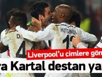 Tarihi gece! Beşiktaş destan yazdı!