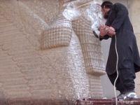 IŞİD insanlık tarihini yerle bir etti