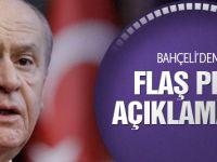 Bahçeli'den flaş PKK açıklaması!