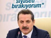Bakan Çelik 7 Haziran'da siyaseti bırakıyor