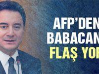 Ali Babacan için yurtdışından flaş yorum!