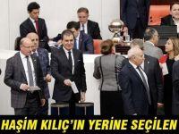 Haşim Kılıç'ın yerine Rıdvan Güleç seçildi