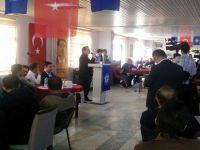 Şırnak'ta Genel Başkan Ali Yalçın Coşkusu